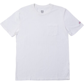 Topo Designs Pocket Tee Men, natural